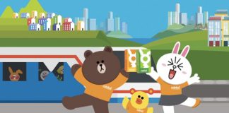 LINE PayとRabbitカードが提携