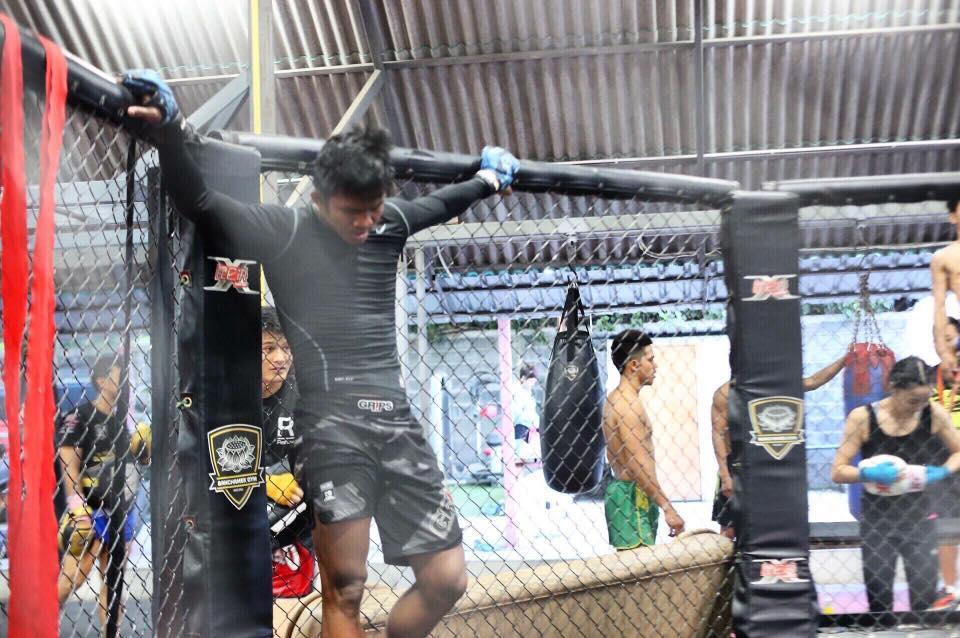 ブアカオ MMA
