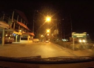 タイの危ないエリア