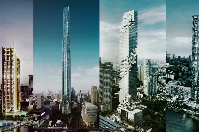 バンコクの4大高層ビル