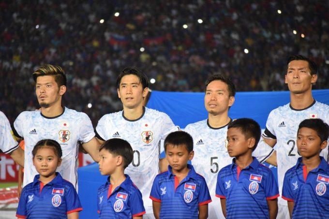 いよいよ9月6日、日本代表がバンコクへやってくる!