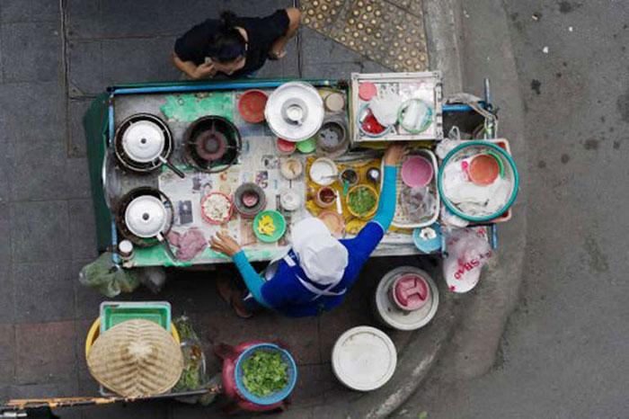 タイの屋台