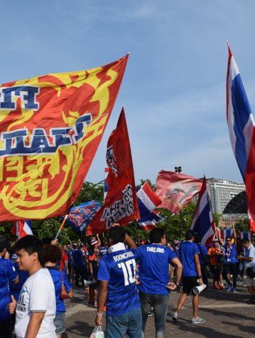 タイのサッカーと日本の関係