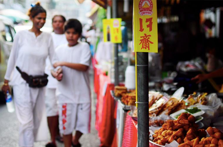タイのキンジェー ©flickr