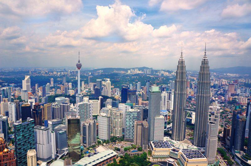 マレーシアも大都会