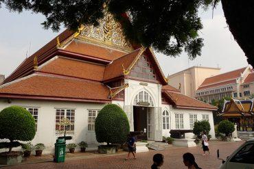 バンコクの博物館
