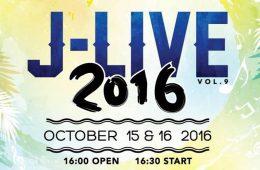 J-LIVE 2016