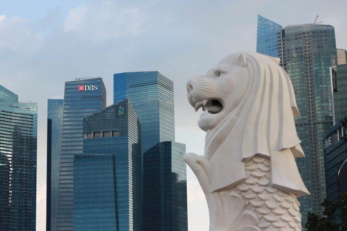 アジアの丸の内「シンガポール」
