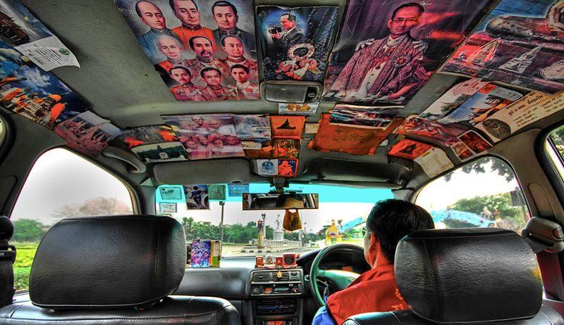 王様タクシー