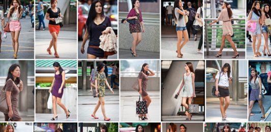 タイ人女性のファッション