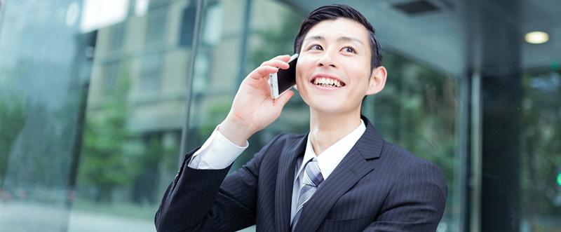 海外の若手ビジネスマン