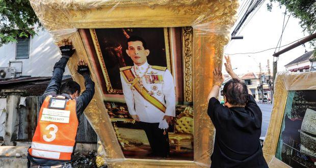 ワチラロンコン国王© irishtimes