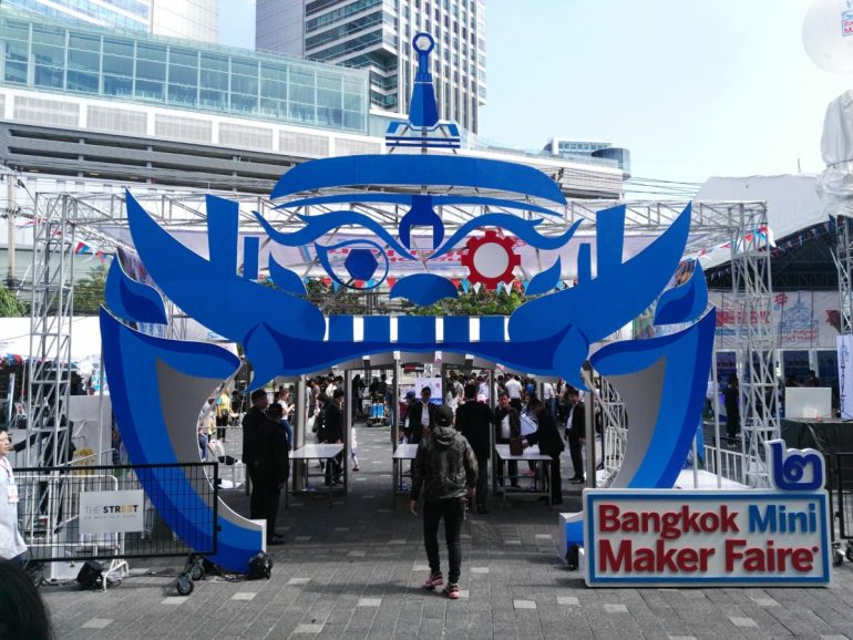 Bangkok Mini Maker Faire