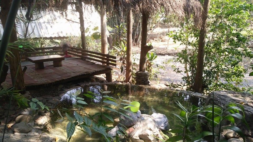 ほたるの湯のプライベート温泉