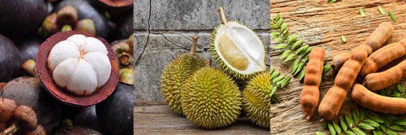 タイ産フルーツ