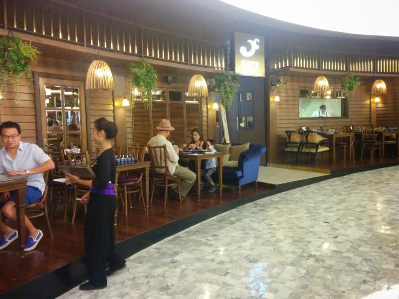 タイ人との食事PTO