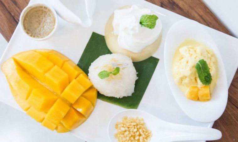 「Make me Mango」のマンゴーデザート