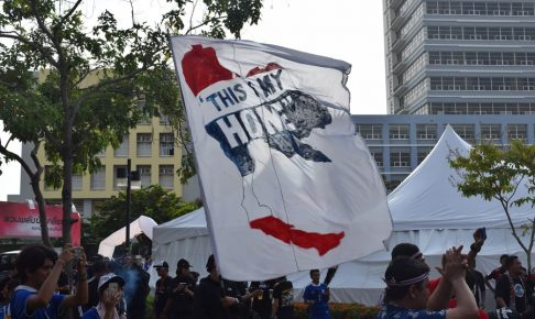 タイはサウジに敗戦