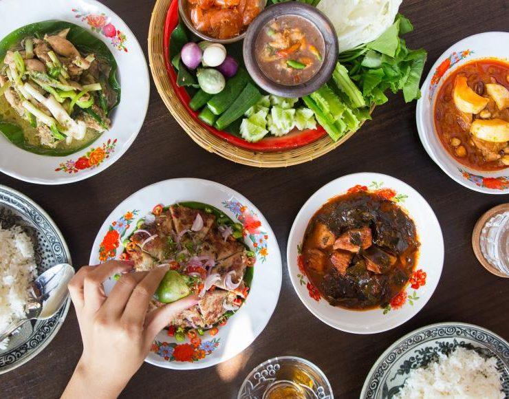 Sri Trat(シー・トラート)【タイ東部料理】