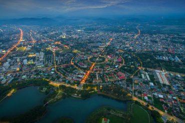 ヤラー市の美しい街並み ©Yalacity(facebook)