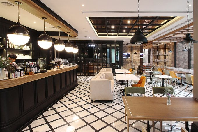 Bar Storia del Caffè(Sukhumvit57)©The Salil Hotel