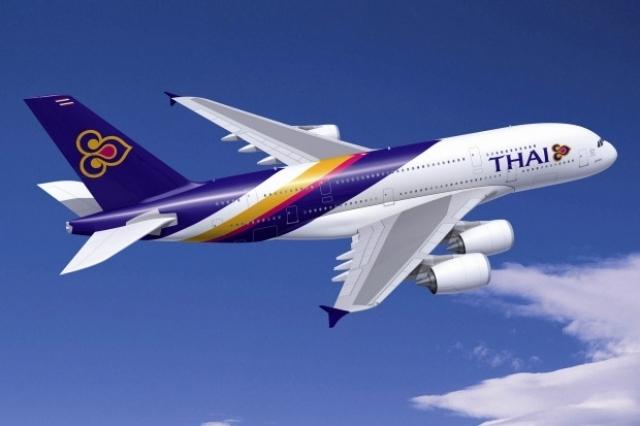 タイ航空 ©prachachat
