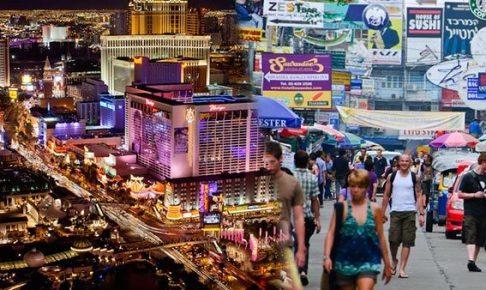 旅行サイト「Touropia」による、世界で最も有名な通り トップ10 ©Kapook!