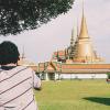 タイのラインドマーク
