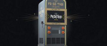 「PASA THAI Machine」 ©BRANDBUFFET