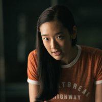 「ライジング・スター・アワード」を受賞する、タイの若手女優オークベープ・チュティモンさん ©Sanook!