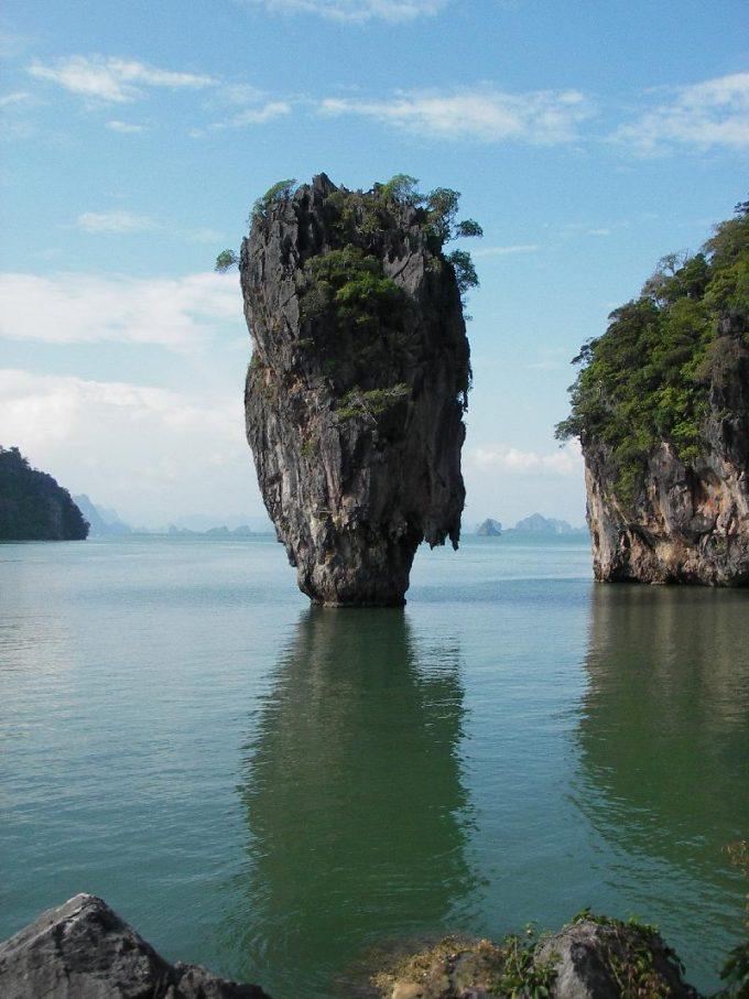 Ao Phang-Nga National Park ©国立公園事務局ホームページ