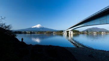 タイ人からも絶大な人気を誇る富士山