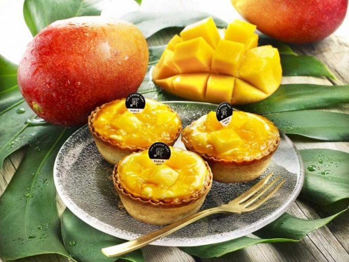 Pablo Mini Mango ©Facebook(Pablo Cheesetart Thailand)/soimilk