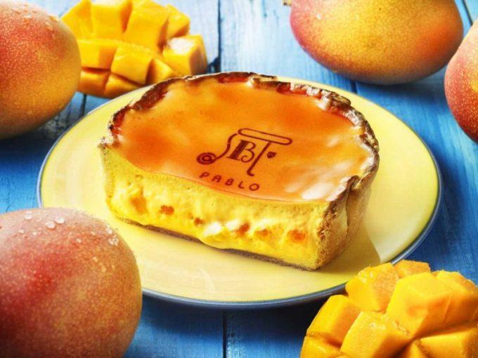 Pablo Mango Cheese Tart©Facebook(Pablo Cheesetart Thailand)/soimilk