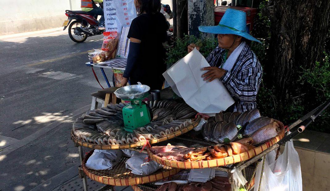 タイの高齢化社会