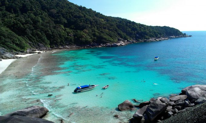Mu Ko Similan National Park ©Facebook公式ファンページ
