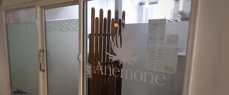 Anemoneさんの入り口