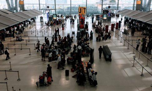 スワンナプーム空港