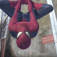 タイのアメージング・スパイダーマン