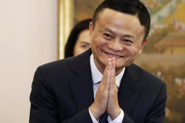 Jack Ma - photo:investbangkokproperty