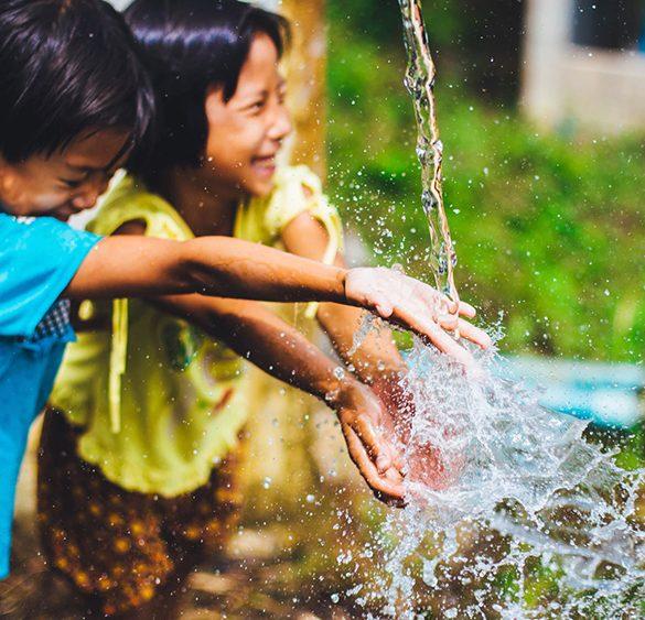 タイ語の子供