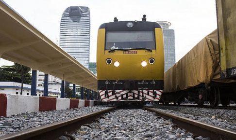 タイとカンボジアを繋ぐ計画