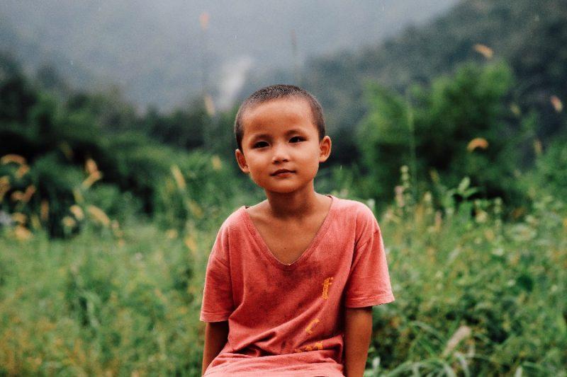 タイの山岳民族