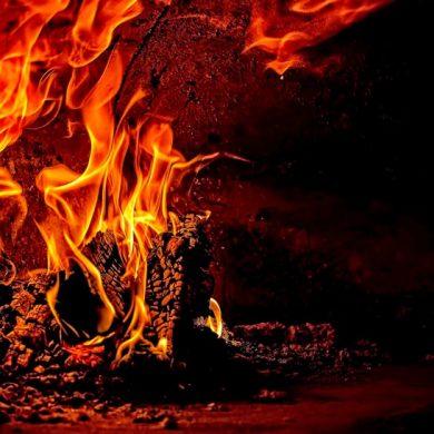 自宅火災から自力で生還