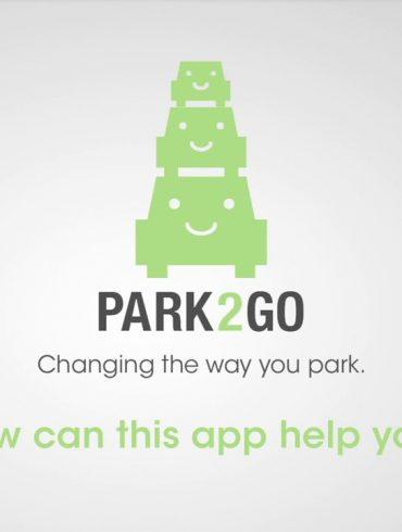 タイの駐車場検索アプリ「PARK2GO」