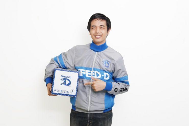 タイ セブンイレブンの新配送サービス「SPEED-D」