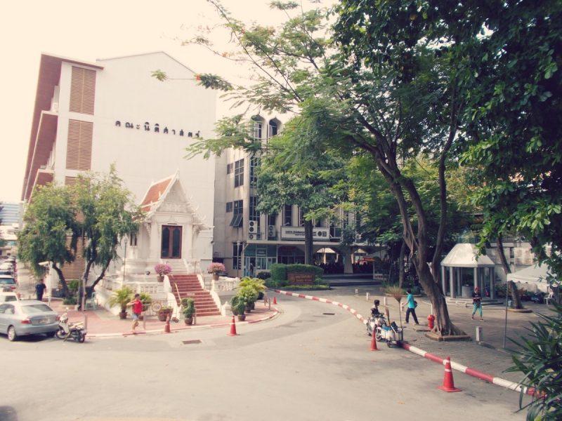 タムマサート大学 Photo by Toyama