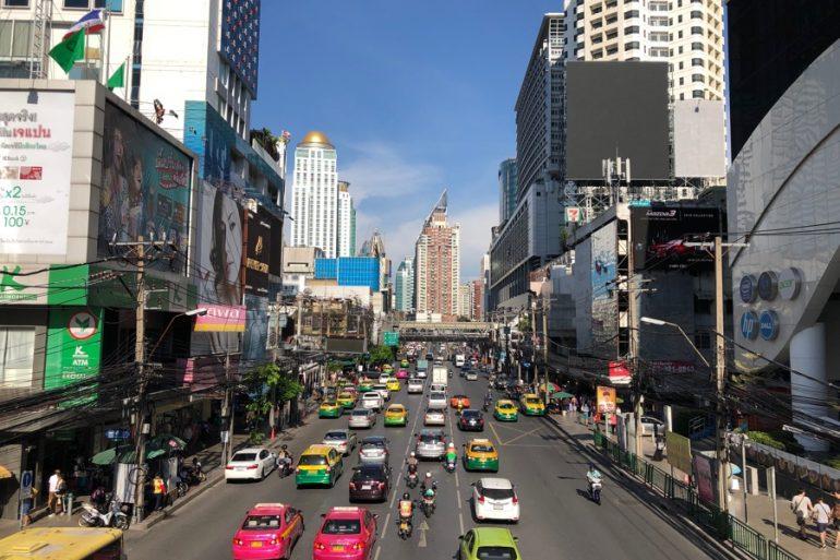 タイでタクシー乗り放題サービス検討中