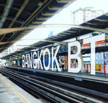 BANGKOK BTS Photo By ANNGLE