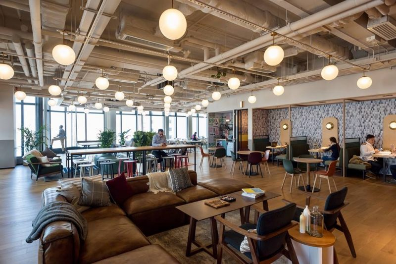 WeWork Image By WeWork FB